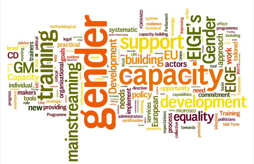 Online Discussion on Guiding Principles for Gender Equality ...