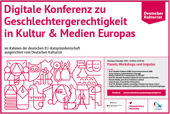 eu2020 Conference on Women in Arts & Media