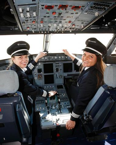 The special flight, JU314, departed Belgrade for Paris at 5:05 pm, with Captain Vesna Aleksić and First Officer Mirjana Stojilković at the controls.