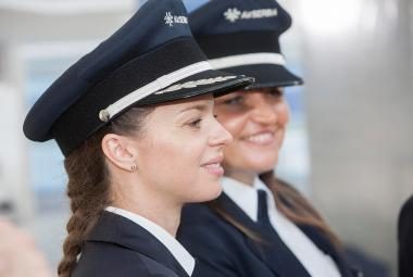 Air Serbia is a keen proponent of equal opportunity and currently nearly 49% of the total workforce employed across Air Serbia, Air Serbia Catering and Air Serbia Ground Services is female.