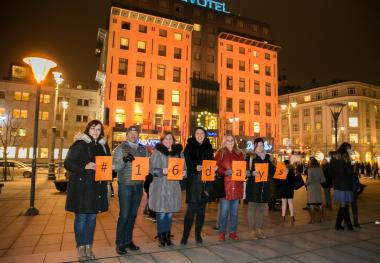 Team from the Swedish Programme to Serbia visits EIGE